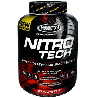Nitro-Tech Performance Series (Muscletech) 1,8 кг