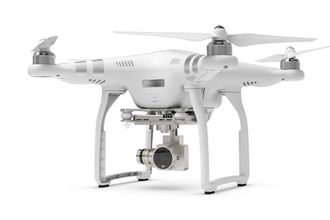 Квадрокоптер DJI Phantom 3 Advanced Aircraft (без пульта д/у и з/у)
