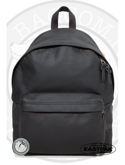 Eastpak Padded Pak'r Black Leather