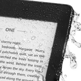 Электронная книга Amazon Kindle Paperwhite 2018 8Gb без рекламы (черная)
