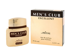 Men's Club Excellent eau de parfum for men
