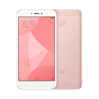 Смартфон Redmi 4x 2/16 cherry rose