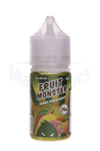 Fruit Monster - SALT Mango Peach Guava