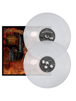 HELLOWEEN Gambling with the devil 2-LP clear