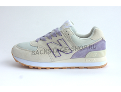 Кроссовки New Balance 574 Gray/Purple