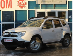 Renault Duster Adventure 1.6 4x4 MT (114 л.с.) 2017 год