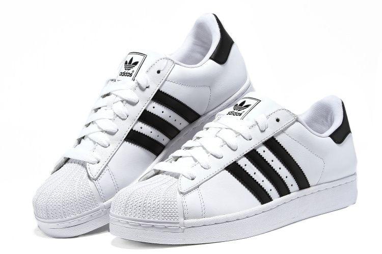 edad4b13e Купить кроссовки Adidas Superstar белые по низкой стоимости в Перми ...