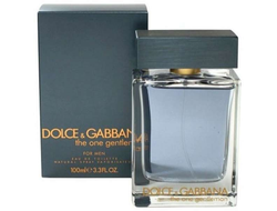 The One blue от Dolce&Gabbana мужские