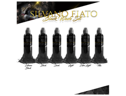 "SILVANO FIATO BLACK WASH SET 6 - ""World Famous Ink"" (ОРИГИНАЛ США 6 шт по 1OZ - 30 МЛ)"