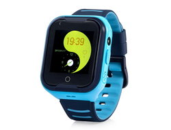 Фото Smart Baby Watch Wonlex KT11 голубой