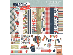 "Набор бумаги Photo Play ""Boarding Pass"" 30х30 см."