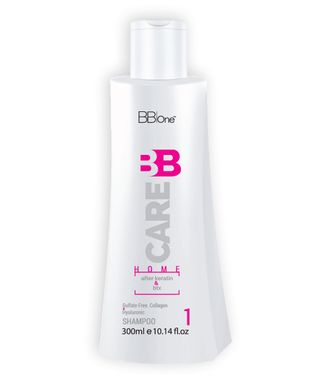 Шампунь BB CARE AFTER KERATIN & BTX 300 мл