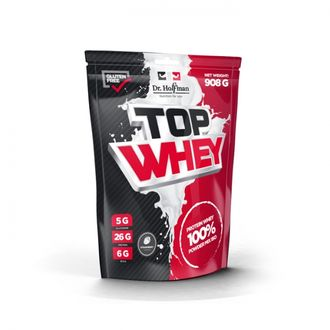 (DR.HOFFMAN) TOP WHEY - (908 ГР) - (черника)