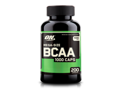 BCAA 1000 CAPS - Optimum Nutrition № 200