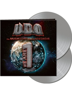 U.D.O. - We are one 2-LP silver