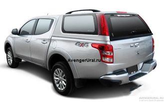 Кунг CARRYBOY S7 MITSUBISHI L200 NEW, 2015-н.в