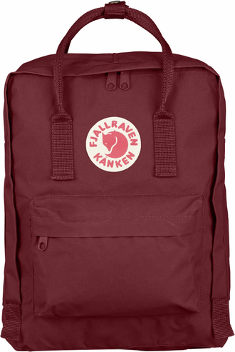 FJALLRAVEN KANKEN Ox Red