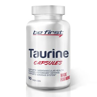 (Be First) Taurine - (90 капс)