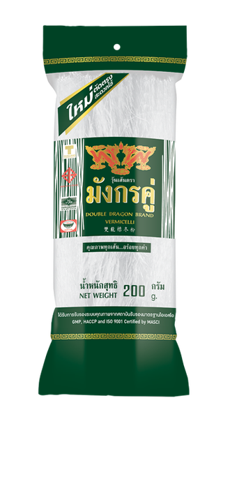 Double Dragon Brand Dry Bean Vermicelli 80 g