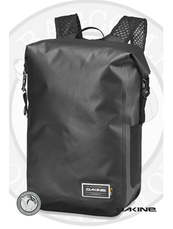 Dakine Cyclone Roll Top 32L Cyclone Black в магазине рюкзаков Bagcom