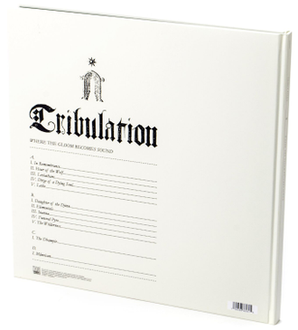 Tribulation - Where the Gloom Becomes Sound Deluxe LP Artbook