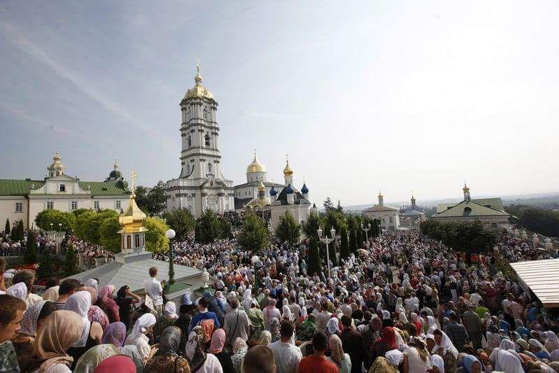 тур в почаевскую лавру из харькова