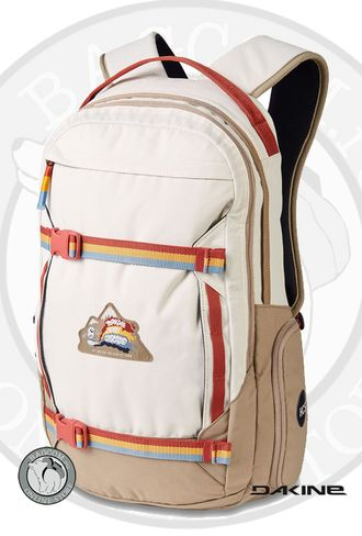 Dakine Happy Camper Mission 25L HCSC Rainbow