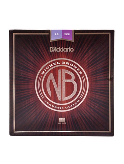 D'Addario NB1152 Nickel Bronze