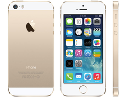 Купить iPhone 5S 16Gb Gold LTE в СПб