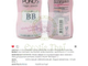 Рассыпчатая BB пудра Pond's Magic powder. 50г.