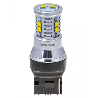 Светодиодная лампа 7440 Optima Premium CREE MINI CAN CREE XB-D*10 5500K 12-24V (W3X16g)