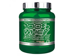 Scitec Nutrition 100% Whey Isolate (2000 гр.)