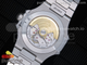 Nautilus 5726 Complicated SS GRF Best Edition Gray Textured Dial on SS Bracelet A324
