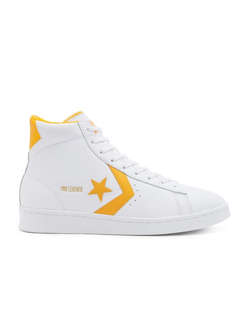 Кеды Converse Pro Leather Og Mid белые