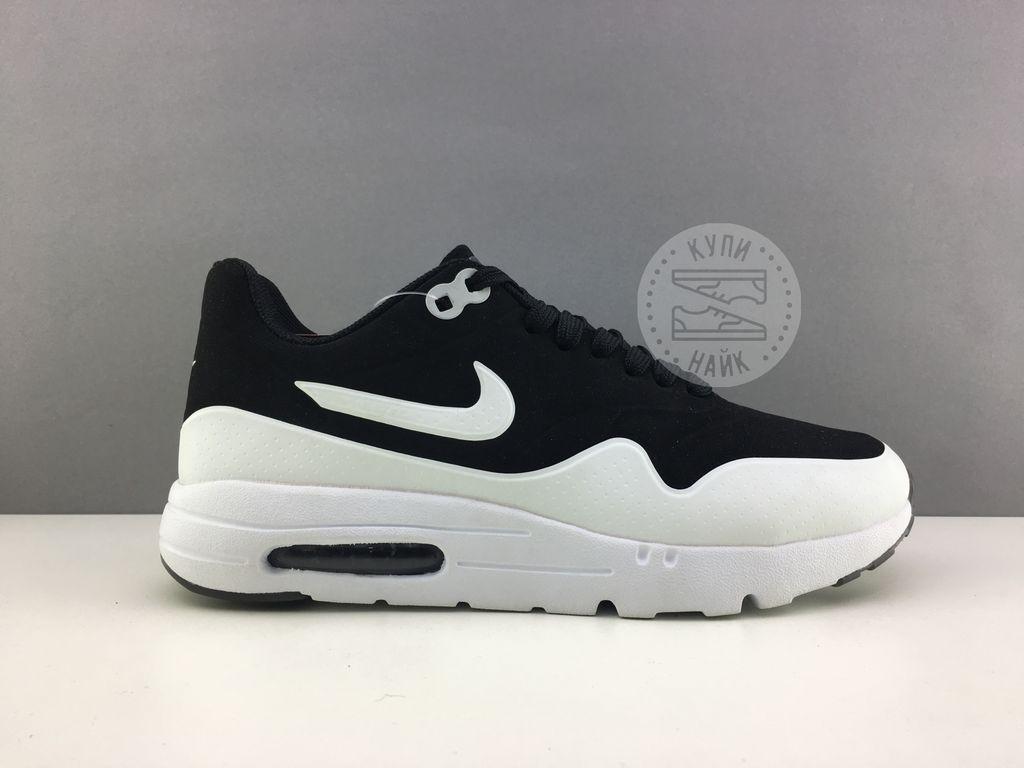 285da9b9 Купить кроссовки Nike Air Max 87 чёрно-белые (распродажа остатков ...