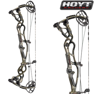 Блочный лук Hoyt Carbon Redwrx RX 1 Turbo