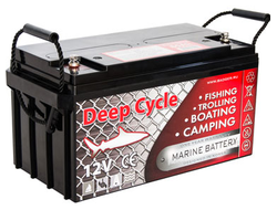 Аккумулятор Marine Deep Cycle AGM 80Ah 12V (6FM80D-X)