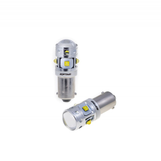 Светодиодные лампы Optima Premium T4W (Ba9S) MINI CREE_XBD CAN 30W 12-24V 5100К
