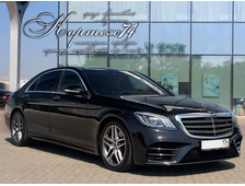 Mercedes Benz - S class,  W222 long.