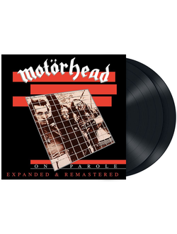 Motorhead - On Parole 2-LP