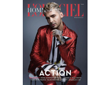 L'OFFICIEL HOMMES DEUTSCH Magazine ИНОСТРАННЫЕ ЖУРНАЛЫ PHOTO FASHION, INTPRESSSHOP