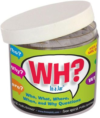 Wh-questions in a jar