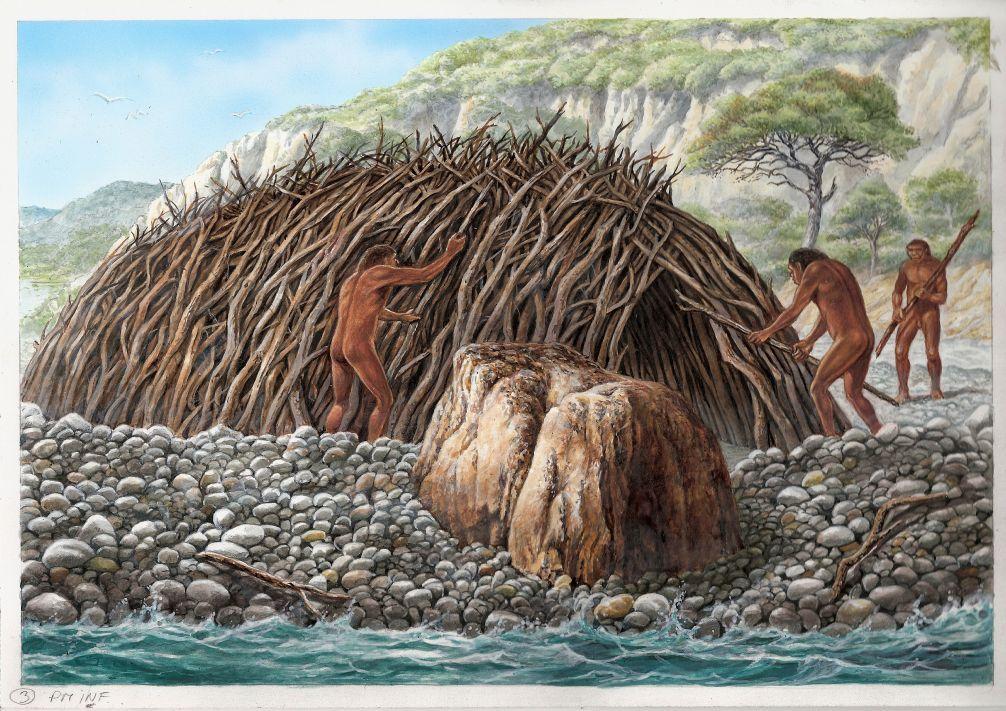 древние жилища человека картинки тебе просто придётся