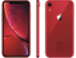 Apple iPhone XR - Red
