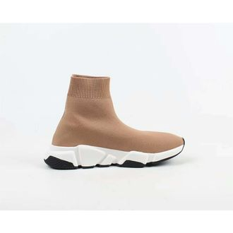 Balenciaga Speed trainer коричневые