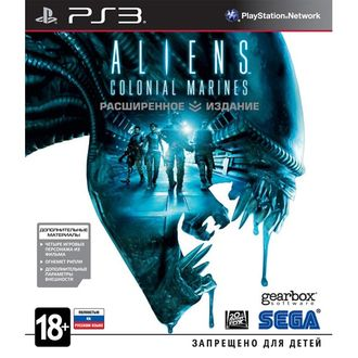 Купить PS3 Aliens: Colonial Marines (б/у)