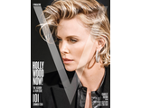 V Magazine № 101 Charlize Theron Cover ИНОСТРАННЫЕ ЖУРНАЛЫ PHOTO FASHION, INTPRESSSHOP