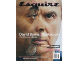Esquire US Magazine November 2020 David Byrne, Spike Lee Cover Мужские иностранные журналы,Intpress
