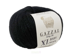 Gazzal Baby Wool XL 803 черный