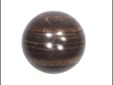 Шар из Кварцита малинового в ассортименте, Карелия (35 мм, 65 г) №17574